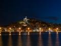 Eivissa bei Nacht