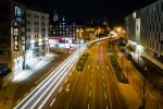 Nacht am Rheinauhafen