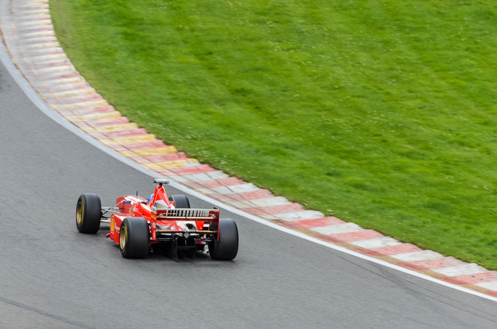 Ferrari Corse Clienti, Spa